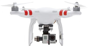 Phantom 2 Quadcopter with Zenmuse Gimbal