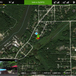 Pilot App Flight View (Map)