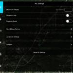 DJI Pilot App Drone Settings