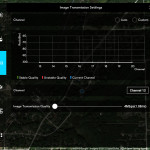 DJI Pilot App Image Transmit Settings