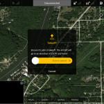 DJI Pilot App Auto-take-off